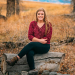 Stanford Senior Mariah Schott is tossing a few ideas around regarding her future career path, like nursing or athletics. She plans to take a little time off while she decides and gets settled in Bozeman. Photo courtesy of Mariah Schott