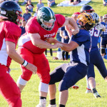 Bearcats, Titans work together to win six-man football all-star game