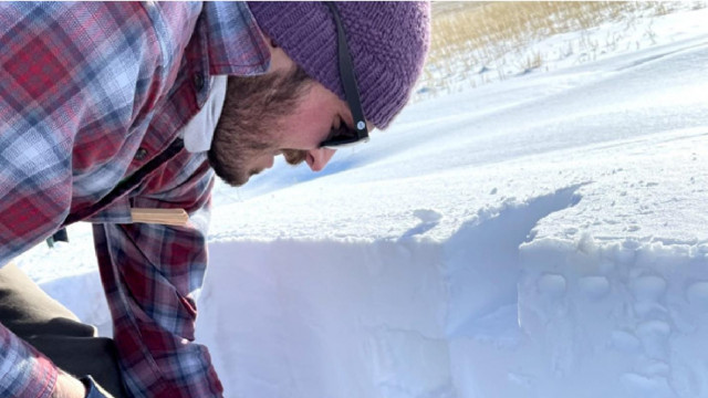 Study will help measure snowpack from space